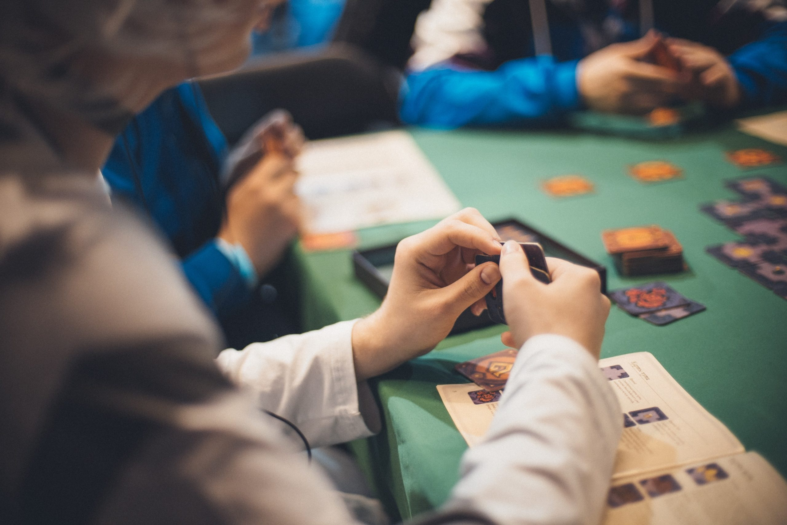Poker Lessons To Apply In Your Life